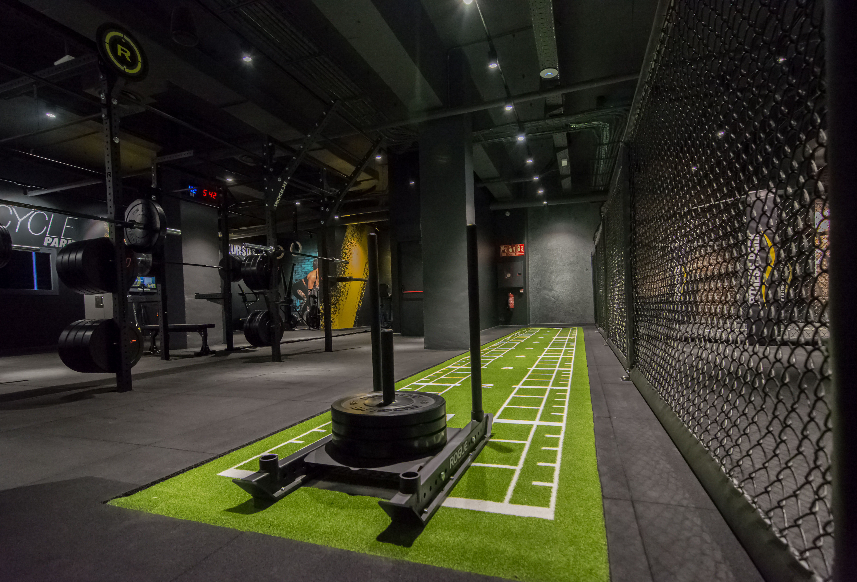 Cross training Fitness Park