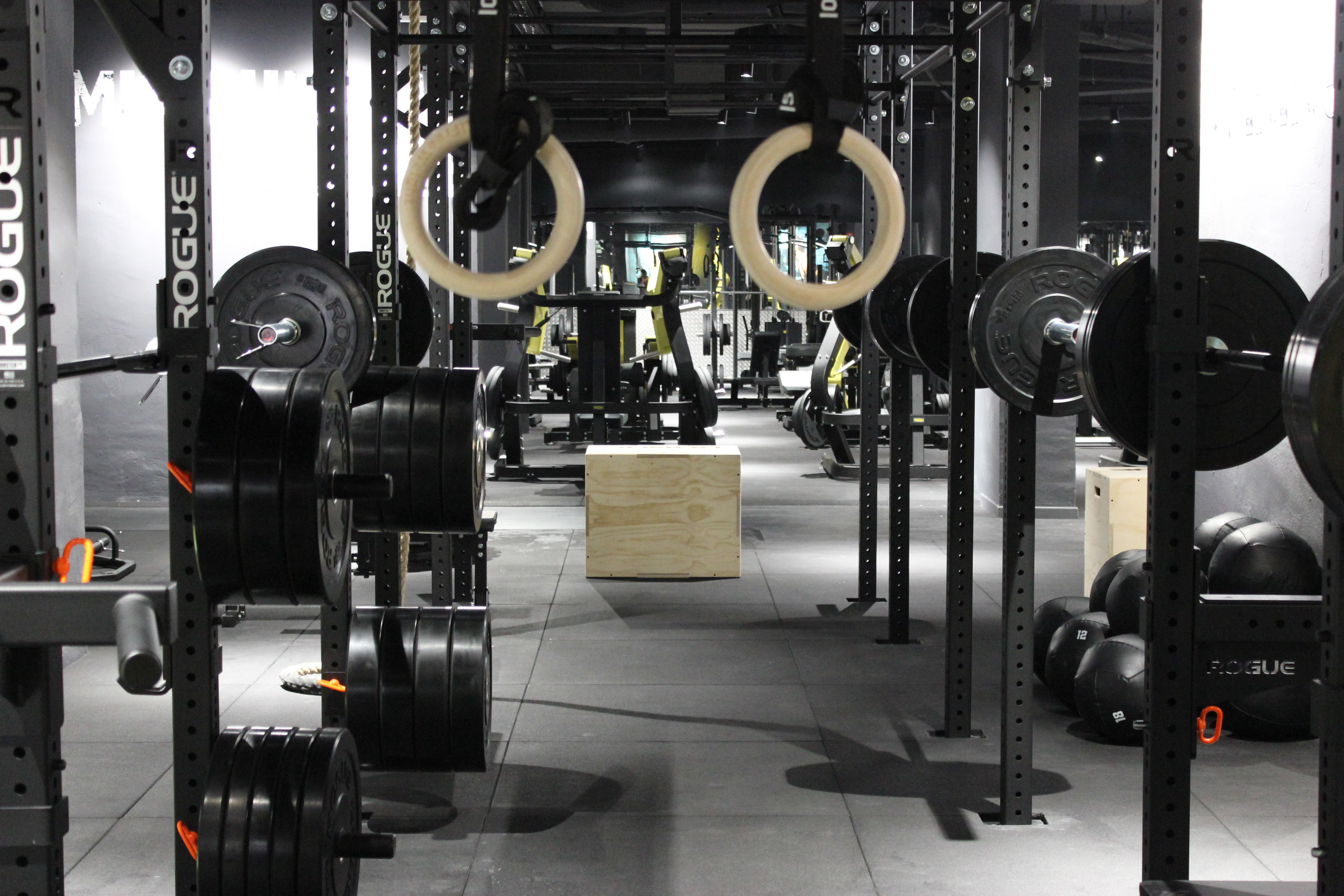 Cross Training fitnesspark