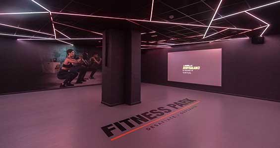 Clases colectivas fitness park